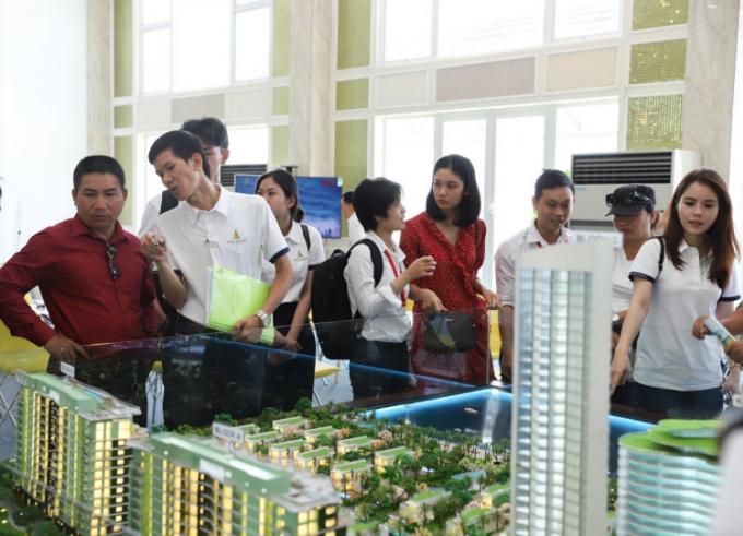 Dự án Aquamarine mở bán căn hộ mặt tiền biển Vũng Tàu