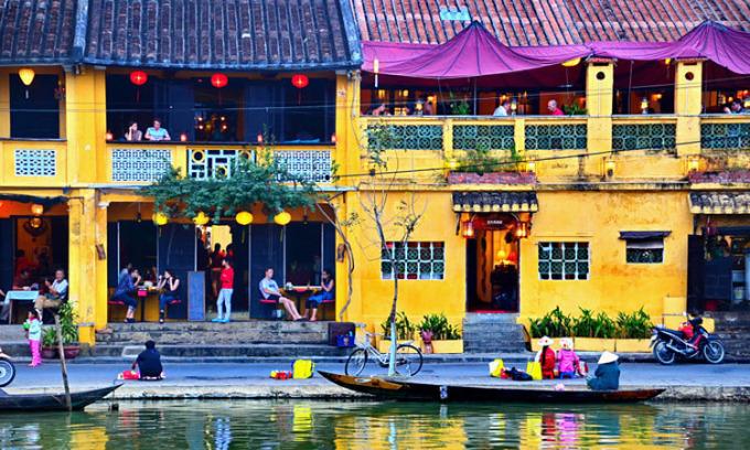 Hội An được CNN bình chọn là một trong 13 thành phố đẹp nhất châu Á.