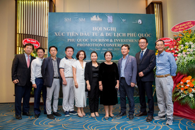Hội nghị xúc tiến đầu tư và du lịch sự hiện diện của nhiều chuyên gia, đại diện doanh nghiệp Việt Nam -Hàn Quốc.