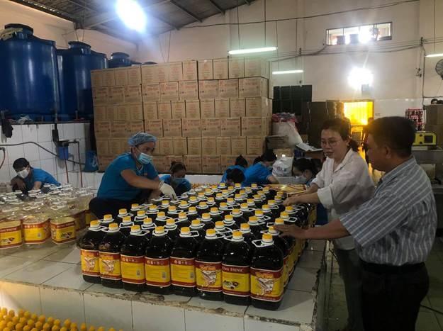 Nước mắm Phú Quốc Hưng Thịnh hướng đến thị trường thế giới