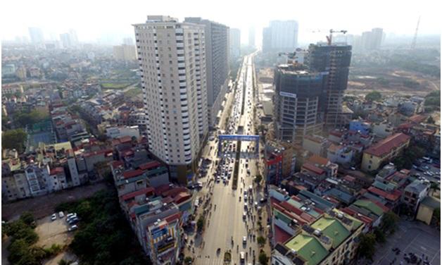 Sức hút bất động sản trung tâm Hà Nội