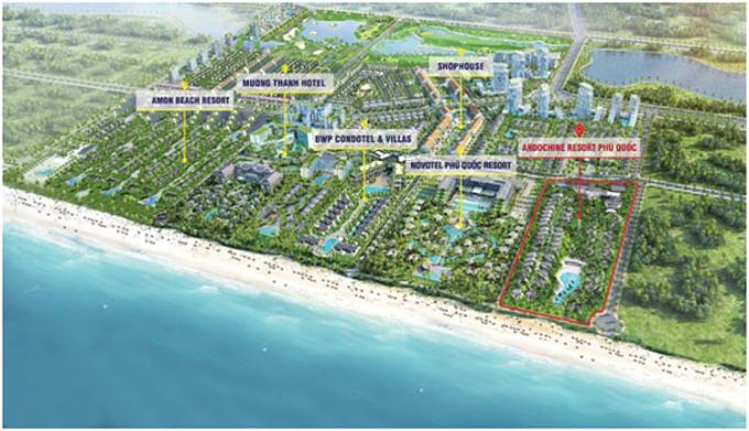 Cơ hội sở hữu biệt thự biển Phú Quốc