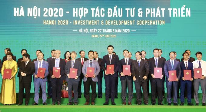 Tân Hoàng Minh đầu tư hai dự án gần 4 tỷ USD tại Hà Nội