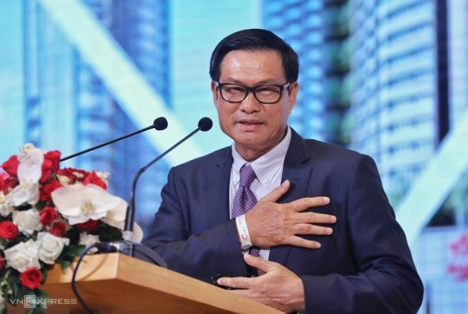 Ông Nguyễn Bá Dương xin lỗi vì mâu thuẫn nội bộ Coteccons