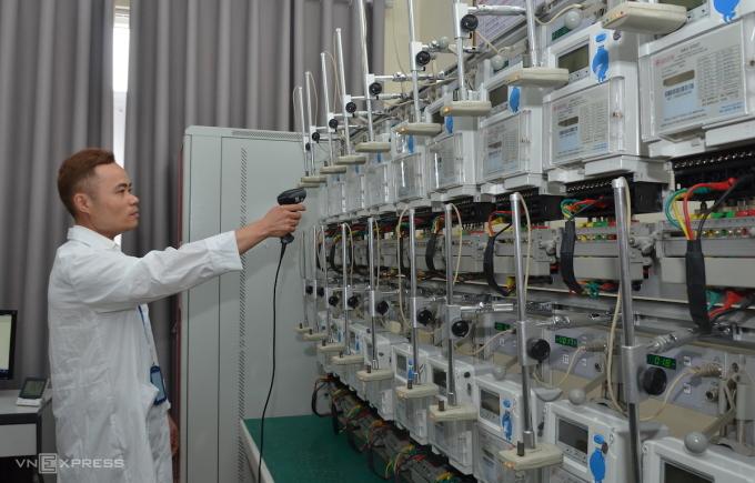 Công tơ điện được kiểm định như thế nào?