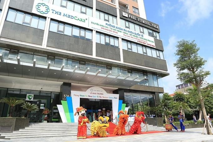 Khai trương phòng khám đa khoa quốc tế The Medcare Quảng Ninh