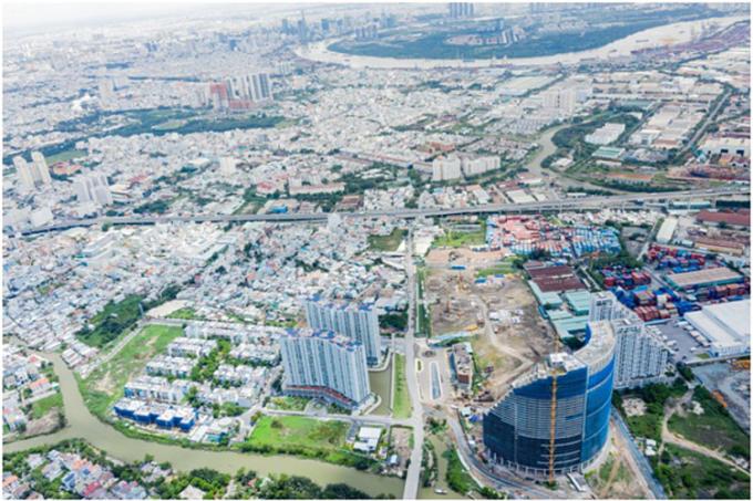Cung đường tỷ đôla Đào Trí ven sông Sài Gòn