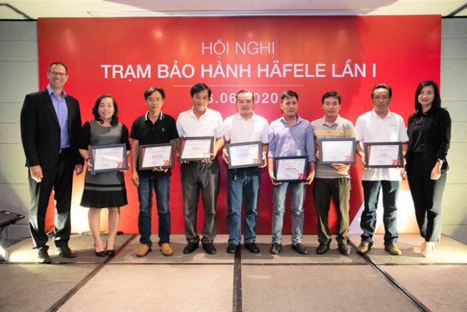 Häfele mở rộng hệ thống bảo hành ủy quyền tại Việt Nam nhằm nâng cao trải nghiệm của khách hàng.