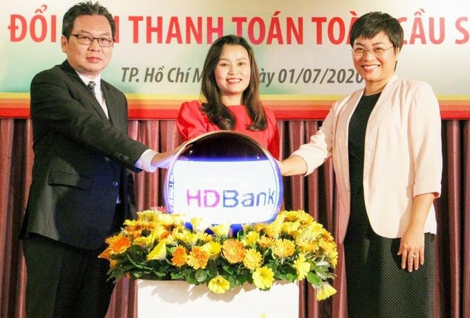 HDBank triển khai truy vấn thanh toán toàn cầu