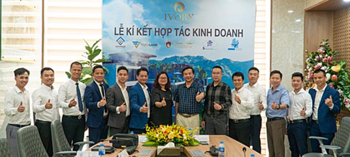 Tập đoàn Việt Mỹ mở rộng hợp tác phát triển Ivory Villas & Resort