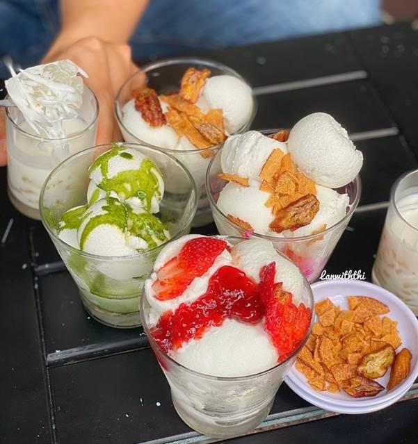 Chuỗi cửa hàng sữa chua trân châu Hạ Long phủ sóng Hà Nội