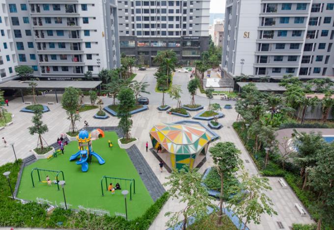Xu hướng chọn nơi an cư mới của gia đình trẻ Hà Nội