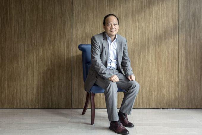 Tỷ phú Trung Quốc Zeng Yuqun. Ảnh: Bloomberg