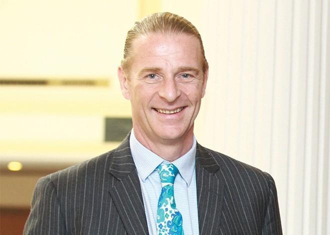 Ông Dominic Scriven, Chủ tịch Dragon Capital.