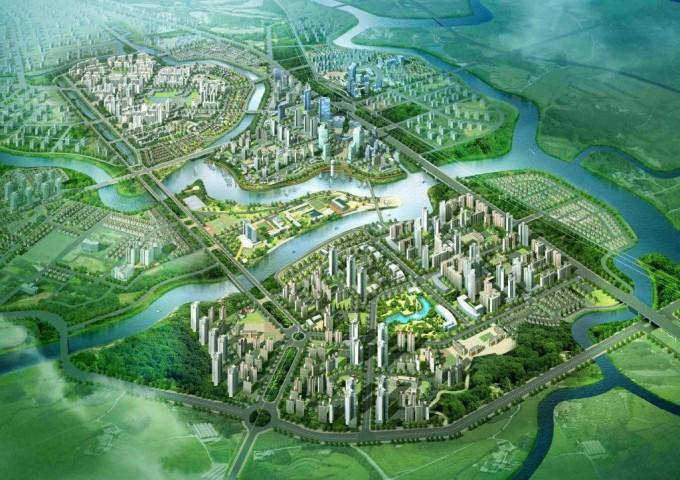 Zeitgeist được quy hoạch trở thành thành phố trong thành phố.