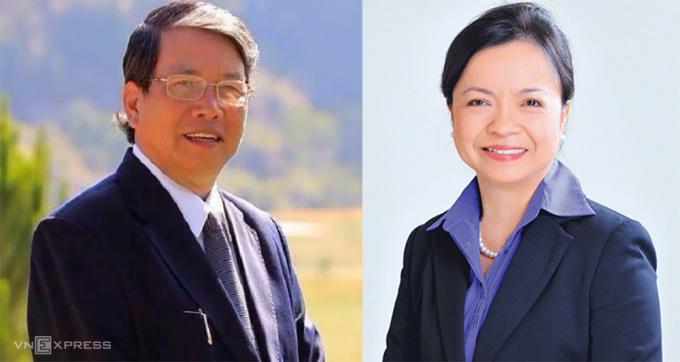 Ông Đỗ Văn Trắc và bà Nguyễn Thị Mai Thanh, hai lãnh đạo của SAM và REE ủng hộ việc đưa doanh nghiệp lên sàn năm 2000.