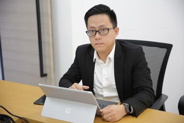 Ông Nguyễn Thế Minh, Giám đốc phân tích Công ty chứng khoán Yuanta.