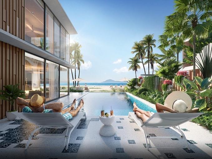 Shantira Beach Resort & Spa mang đến không gian nghỉ dưỡng độc đáo.