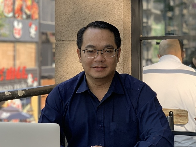 Ông Huỳnh Minh Tuấn - người từng có bài học đau thương với chứng khoán năm 2007.