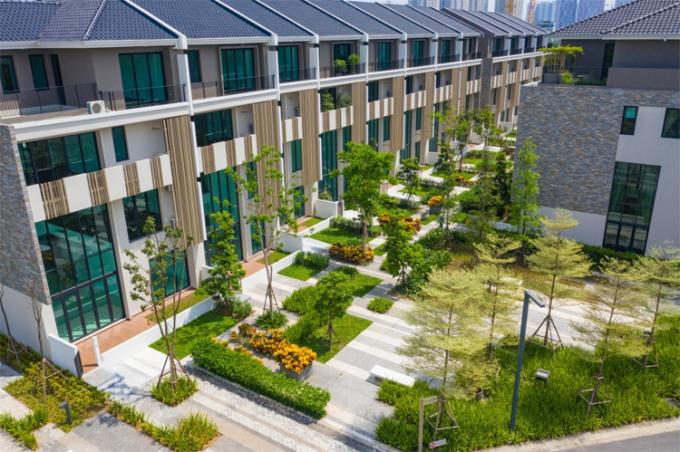 The Mansions đã bắt đầu chào đón cư dân từ quý I/2020.