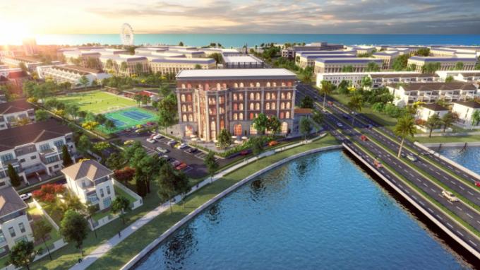 Chuỗi tiện ích mang đến những trải nghiệm sống khác biệt cho cư dân Aqua City nói chung và River Park 1 nói riêng.