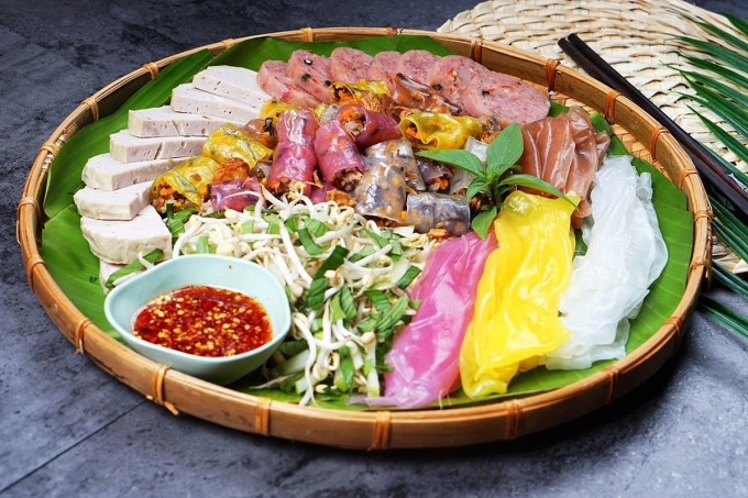 Bún, bánh tráng Mekong River vừa ra mắt thị trường Việt Nam.