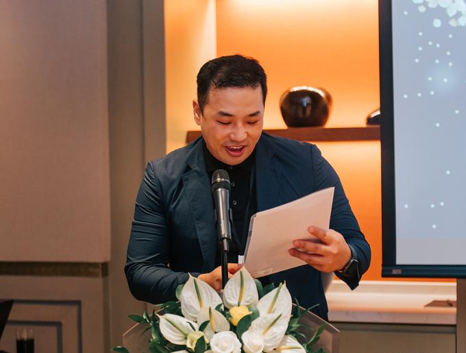 Ông Kim WooSeok – CEO của Okxe Việt Nam. Ảnh: Okxe.