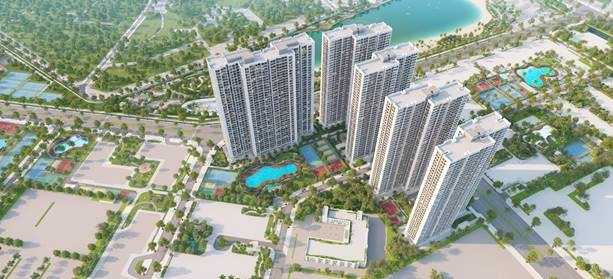 MIKGroup bắt tay Vinhomes phát triển dự án phía Tây Hà Nội