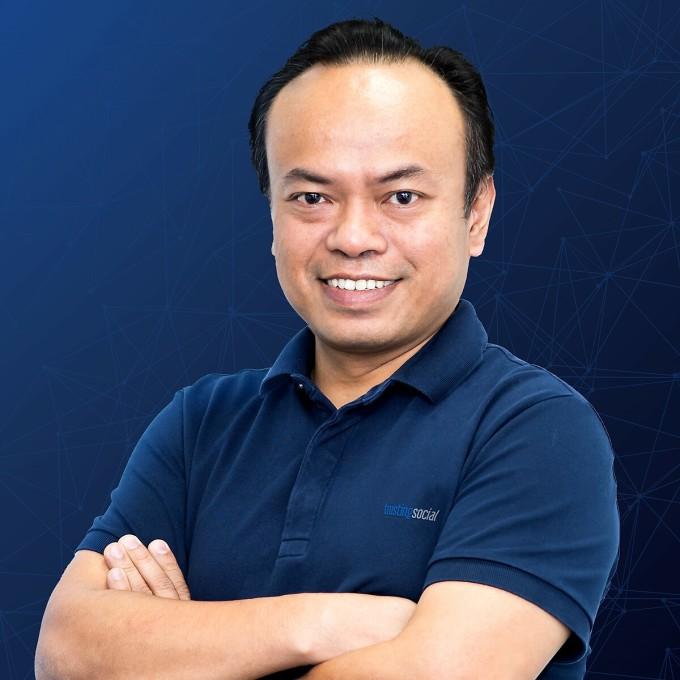 Ông Nguyễn An Nguyên - Sáng lập, CEO Trusting Social. Ảnh: Trusting Social.