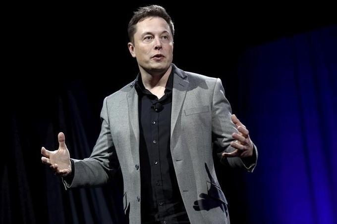 CEO Tesla Elon Musk hiện có tài sản trăm tỷ USD. Ảnh:Reuters