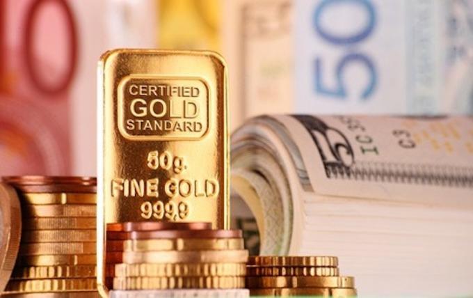 Các chuyên gia dự báo giá vàng thế giới sẽ tiếp tục giảm trong tuần tới. Ảnh: Kitco News.