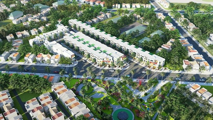 Profitability potential of a commercial townhouse in Thuan An
