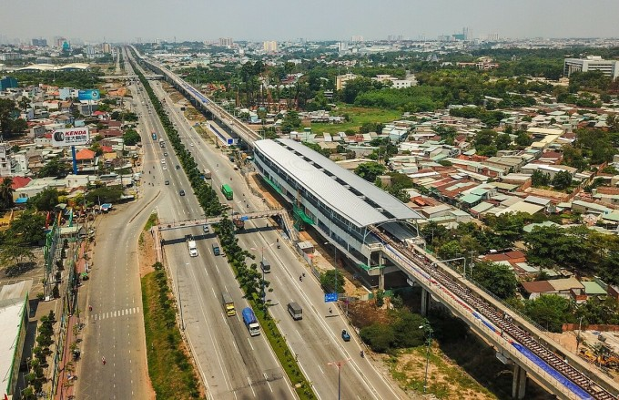 Infrastructure adds a strength to real estate in the central core area