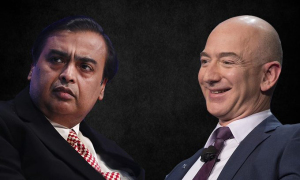 The Indian billionaire wants to sell $ 20 billion in retailer shares to Amazon