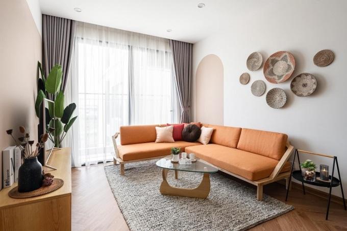 Thiết kế căn hộ tại Vinhomes Smart City