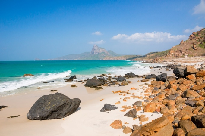 Traveling to Con Dao before the opportunity from the new direct flight
