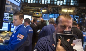 US stocks fell for the second week in a row