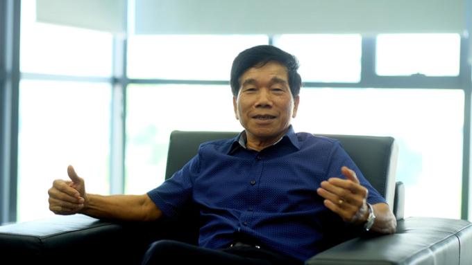 Ông Nguyễn Quốc Hiệp, Chủ tịch HĐQT Công ty cổ phần Đầu tư Bất động sản Toàn Cầu.