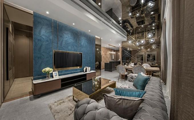 Được đánh giá cao về phong cách kiến trúc và thiết kế nội thất, dự án nhận giải thưởng 5 sao cho Tòa nhà phức hợp có thiết kế nội thất tốt nhất. Ảnh: Hùng Thịnh.