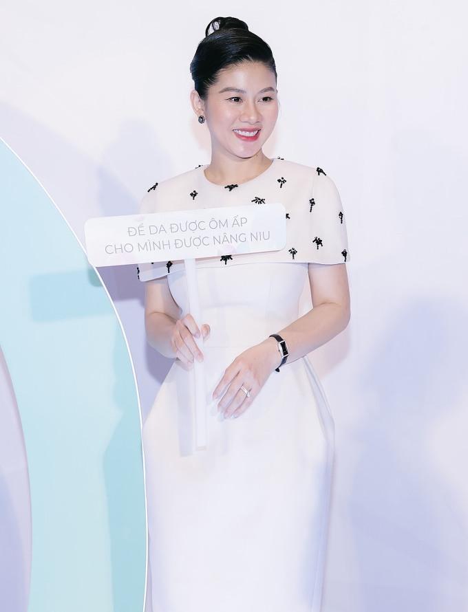Bà Nguyễn Thị Hồng Châu – chủ tịch Công ty TNHH ZNB