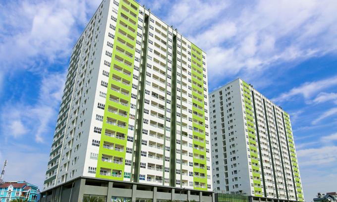 Dự án Lavita Garden, Thủ Đức chưa có kết quả thẩm định giá đất dù hồ sơ nộp từ năm 2015 dẫn đến chậm làm thủ tục cấp sổ hồng cho người mua nhà. Ảnh:Hưng Thịnh.