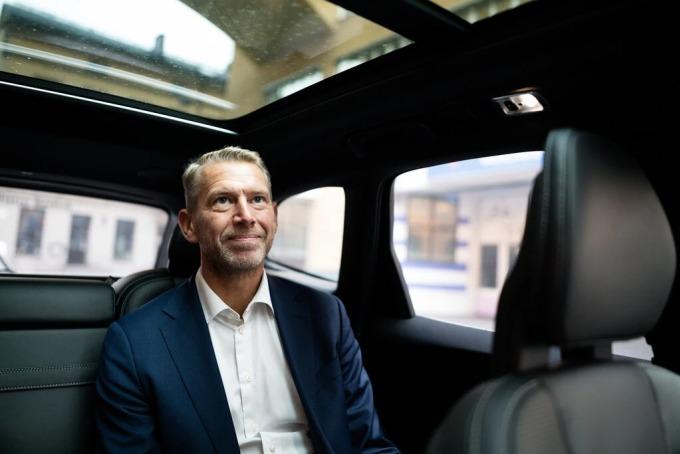 Peter Carlsson, CEO của Northvolt. Ảnh: NYT