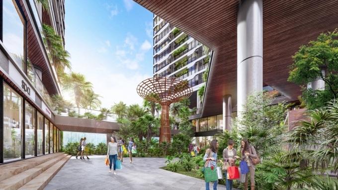 Được phát triển theo chủ đề căn hộ xanh thông minh, khi hoàn thành, Sunshine Green Iconic sẽ trở thành tổ hợp căn hộ hạng sang tại khu Đông Hà Nội. Dự án này có gần 40 tiện ích chăm sóc sức khỏe như trong những resort nhiệt đới.