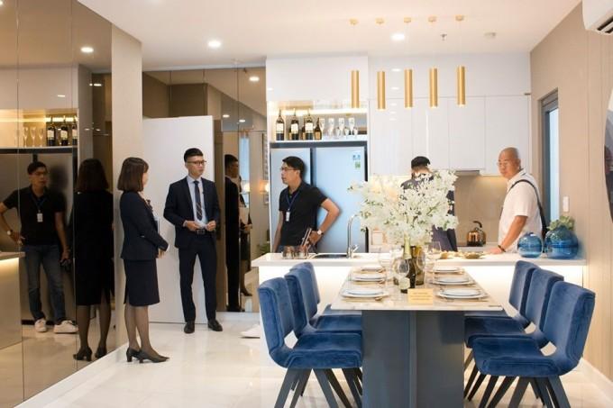 Người mua chọn Preia vì chất lượng sản phẩm, pháp lý và tiến độ đảm bảo, hiện đã xây đến tầng 2. Ảnh: Rio Land.