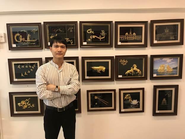 Lê Tân Việt - CEO thương hiệu quà tặng cao cấp Royal Gift