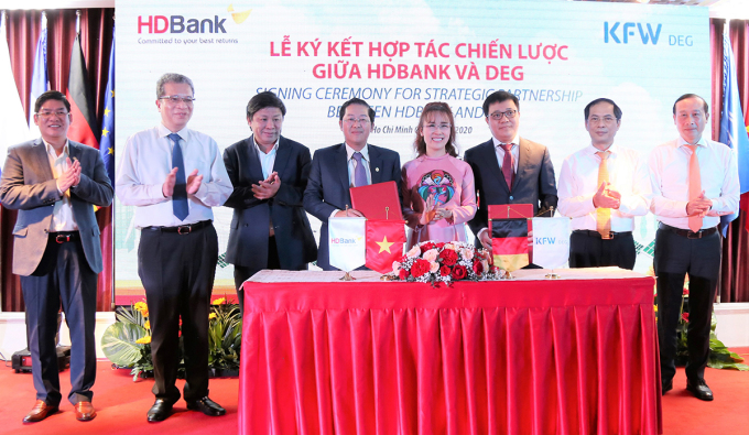 HDBank phát hành trái phiếu chuyển đổi cho nhà đầu tư Đức - 2
