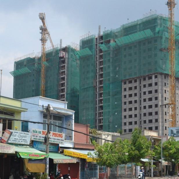 Biệt thự cao cấp BMC – Hưng Long được SCB rao bán cách đây một tháng. Ảnh: SCB.