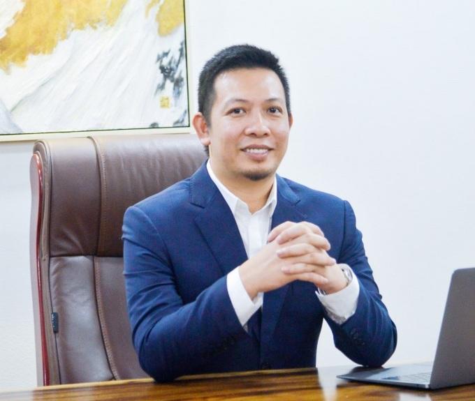 Ông Bùi Minh Tuấn, Tổng giám đốc T-Corp.
