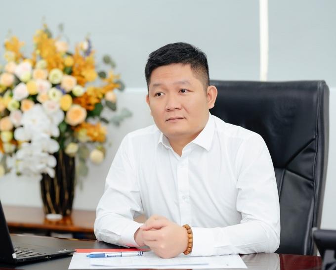 Chủ tịch Phạm Thanh Tùng - Linh hồn Tập đoàn Trí Việt