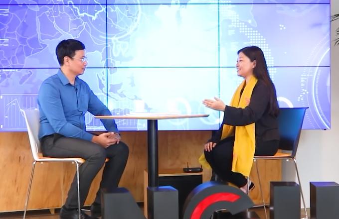 Ông Cao Anh Tuấn chia sẻ về chiến lược để doanh nghiệp đứng vững trong bão Covid-19.